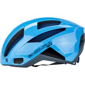 Endura Pro SL Helmet with Koroyd, neon blue
